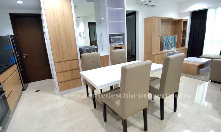 For Rent Brandnew Furnished 2 Bedroom Setiabudi Sky Garden Kuningan Jakarta